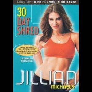 30 Day Shred  Results and Review