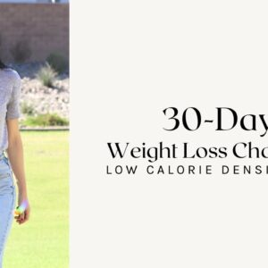 30 DAY WEIGHT LOSS CHALLENGE - March 2021