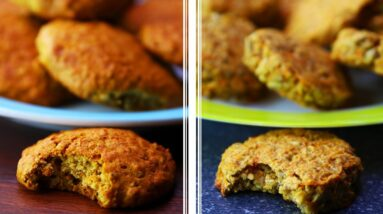 6 Healthy Oatmeal Cookies For Weight Loss