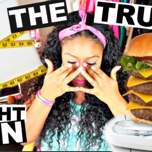 The Honest TRUTH About My Weight Gain | The REAL Reason I Gained 50 Pounds!