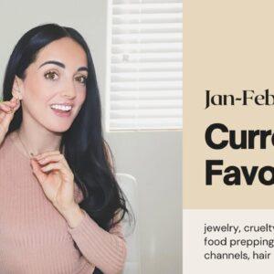 Jan-Feb Favorites ♥️