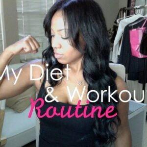 My Diet And Fitness Routine