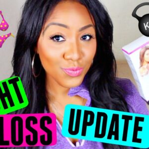 Weight Loss Update  + Haul | New Diet & Fitness Routine + More!