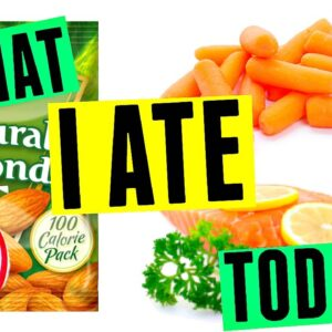 What I Ate Today For Weight Loss | PESCATARIAN
