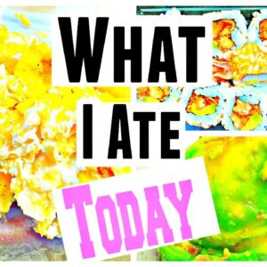 What I Ate Wednesday | Pescatarian + Weight Loss Meal Ideas