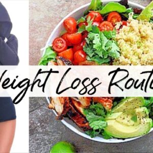 New Years Resolution | My Diet and Fitness Routine | FEMALE FITNESS MOTIVATION