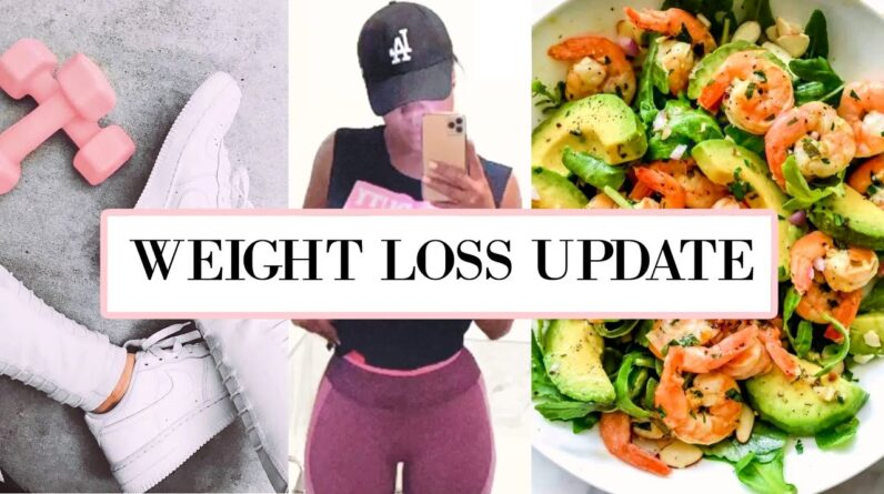 Diet And Fitness Routine 2021 | Weight Loss Journey Update + Peloton Review!